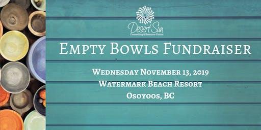 5th Annual Empty Bowls Fundraiser