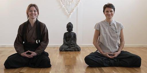 Zen and Tea workshop