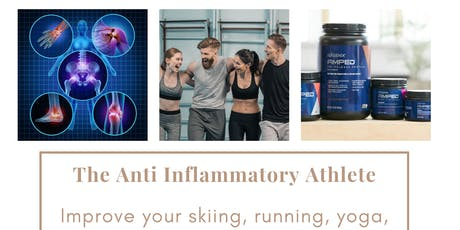 The Anti-Inflammatory Athlete tickets