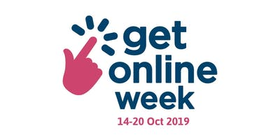 Get Online Week - Techy Tea Party at Prudhoe Library