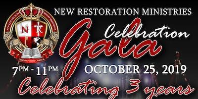 New Restoration Celebration Gala