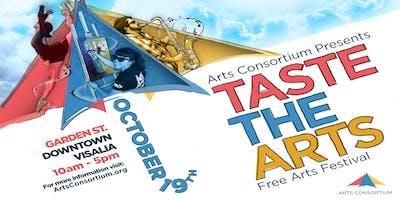 2019 Taste The Arts!