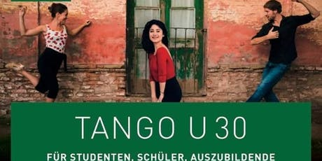 Tango  U30 /Tango for people under 30 tickets