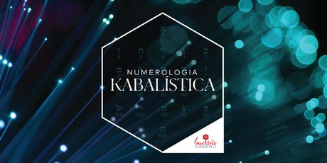 Imersão Numerologia Kabalística   Outubro de 2019   SP ingressos