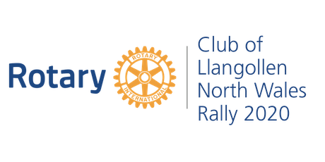 Llangollen Rotary Club North Wales Charity Rally 2020 tickets