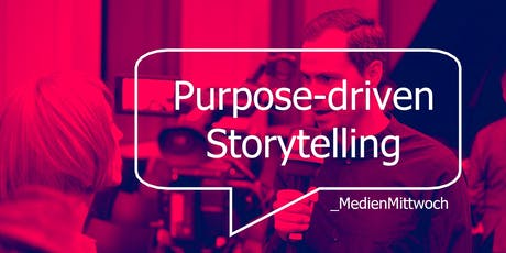 Purpose-driven Storytelling Tickets