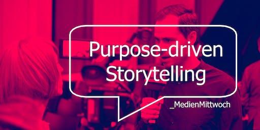 Purpose-driven Storytelling
