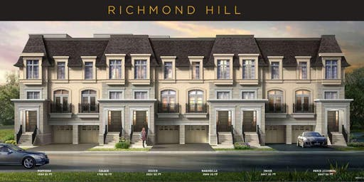 Bayview Valley Townhomes Special Sales Event