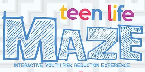 Annual Teen Maze