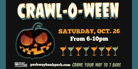 Crawl-O-Ween 2019 tickets