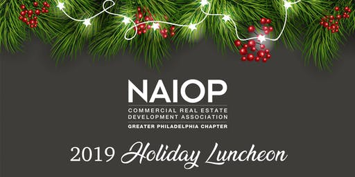 NAIOP's Annual Holiday Luncheon 2019