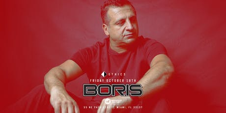 Ethics featuring Boris tickets