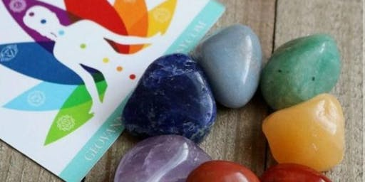 Healing Energy- The Root Chakra