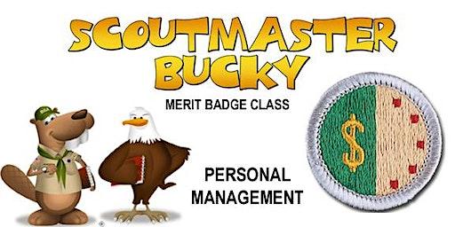 Personal Management Merit Badge - 2020-02-15 - Saturday PM - Scouts BSA
