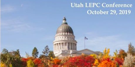 Utah Local Emergency Planning Committee Conference 2019 tickets