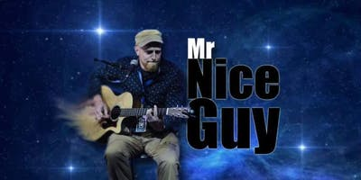 Keith aka Mr. Nice Guy - Live at HiJinx!