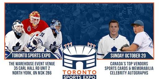 Toronto Sports Expo - October 20, 2019
