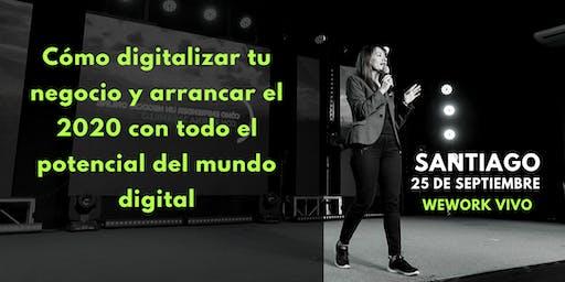 Cómo digitalizar tu negocio y arrancar el año 2020 con todo el potencial del mundo digital