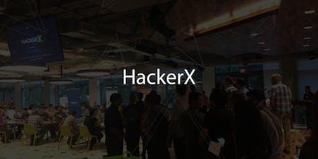 HackerX - DC (CLEARED) Employer Ticket - 11/21 tickets