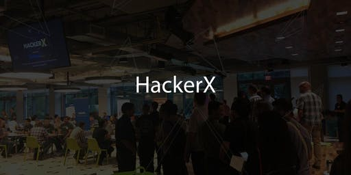 HackerX - DC (CLEARED) Employer Ticket - 11/21
