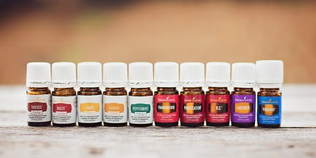 Young Living tickets