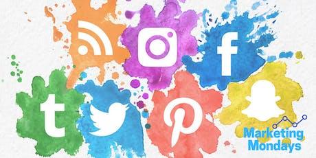 Marketing Mondays: Owning Your Social Media Presence  tickets