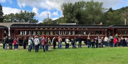 Catawissa Fall Train Ride 2019