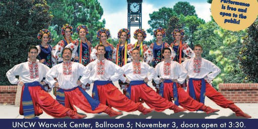 Folk Dance Ensemble RADOST - Cultural ambassador from UKRAINE