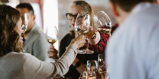 """November Vine Society Tasting Series & """"Friendsgiving"""" Beaujolais Dinner"""