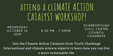 Climate Action Catalyst Workshop! tickets