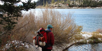 Red Pine Lake Backpack