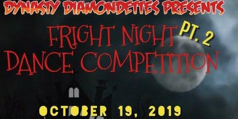Dynasty Diamondettes Presents Fright Night Dance Competition Part 2