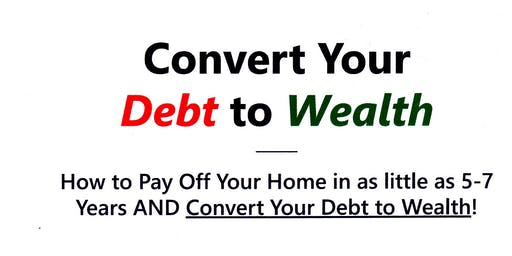 Control Your Financial Future  -  BE  DEBT  FREE