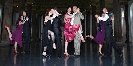 Beginner's Tango Taster Class & Presentation tickets