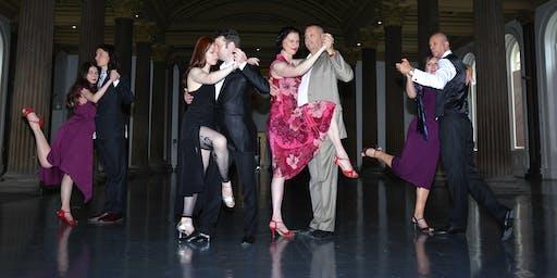 Beginner's Tango Taster Class & Presentation
