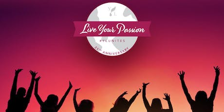 Live Your Passion Rally - Young Living tickets