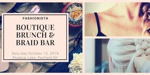 Fashionista Boutique Brunch + Braid Bar