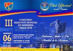 3er Concurso Selectivo Mundial de Marinera - Atlanta 2019