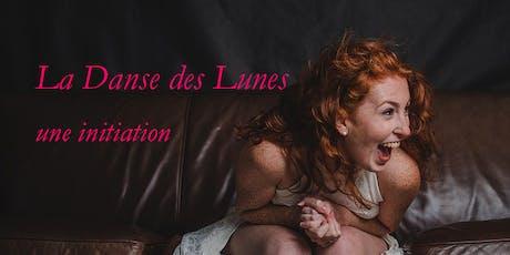 Danse des Lunes, une initiation Du  9  au 11 novembre 2019 billets