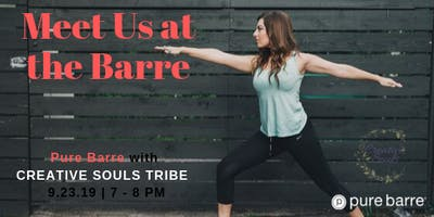 Meet us at the Barre