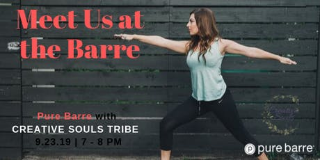 Meet us at the Barre tickets