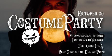 Y&C Costume Party 2019 tickets