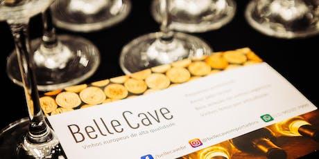 Degustação Anual Belle Cave no Rio de Janeiro ingressos