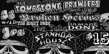 Tombstone Brawlers tickets