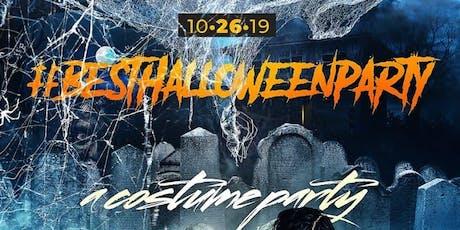 Halloween Best Saturday Party @ Taj II (P. Smooth List) tickets