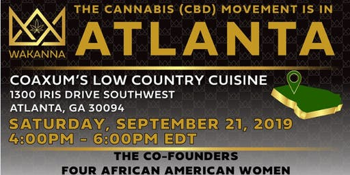 The Cannabis/CBD Green Rush is in Atlanta!