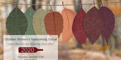 October Women In Business Networking Social