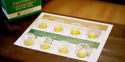 Sciabica's California Olive Oil Tasting and Presentation!