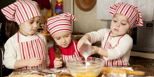 Maggiano's Troy Kid's Cooking Class - Fall Creations!