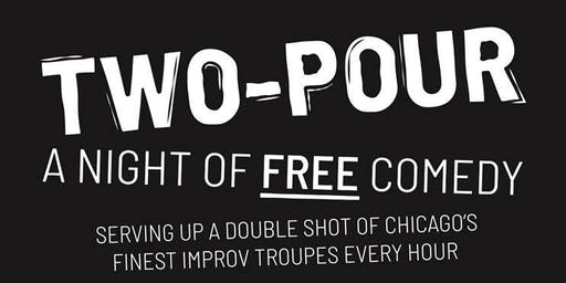 Two-Pour: A night of comedy